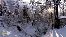 Still #8 from Four Seasons: Sparkling Snow