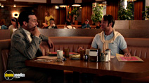A still #20 from Mad Men: Series 7: Part 1 with Vincent Kartheiser and Jon Hamm