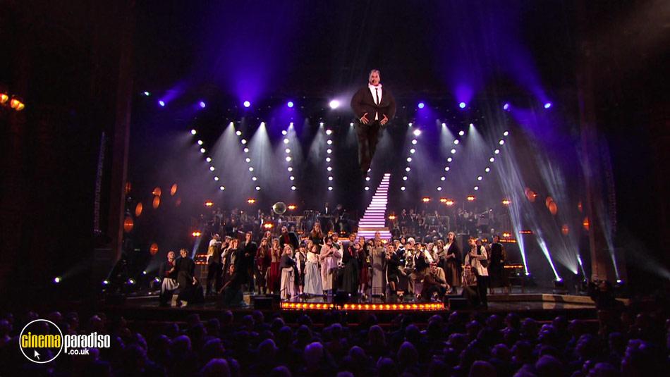 Robbie Williams: One Night at the Palladium online DVD rental