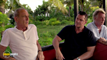 A still #3 from Bula Quo! (2013) with Craig Fairbrass and Francis Rossi