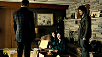 A still #5 from Hannibal: Series 1 with Caroline Dhavernas, Mads Mikkelsen, Hugh Dancy and Kacey Rohl
