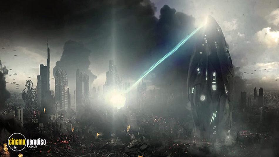 Mankind's Last Stand (aka Alien Outpost) online DVD rental