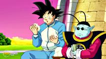 Still #1 from Dragon Ball Z: Battle of Gods