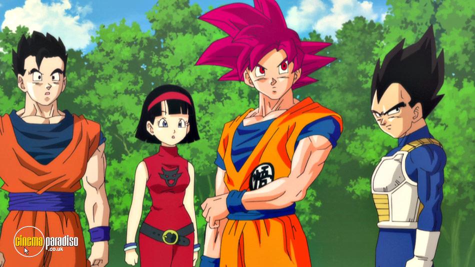 Dragon Ball Z: Battle of Gods (aka Doragon bôru Z: Kami to kami) online DVD rental