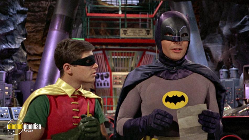 Batman: The Movie online DVD rental