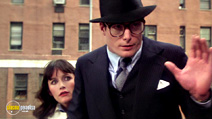 A still #16 from Superman: The Movie with Christopher Reeve and Margot Kidder