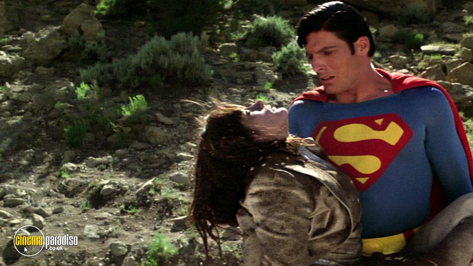 Superman: The Movie online DVD rental