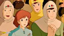 Still #4 from Nausicaa of the Valley of the Wind