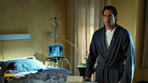 A still #7 from Saw 5 with Scott Patterson