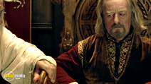 A still #17 from The Lord of the Rings: The Two Towers with Bernard Hill