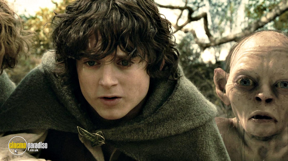 The Lord of the Rings: The Two Towers online DVD rental