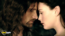 A still #14 from The Lord of the Rings: The Two Towers with Viggo Mortensen