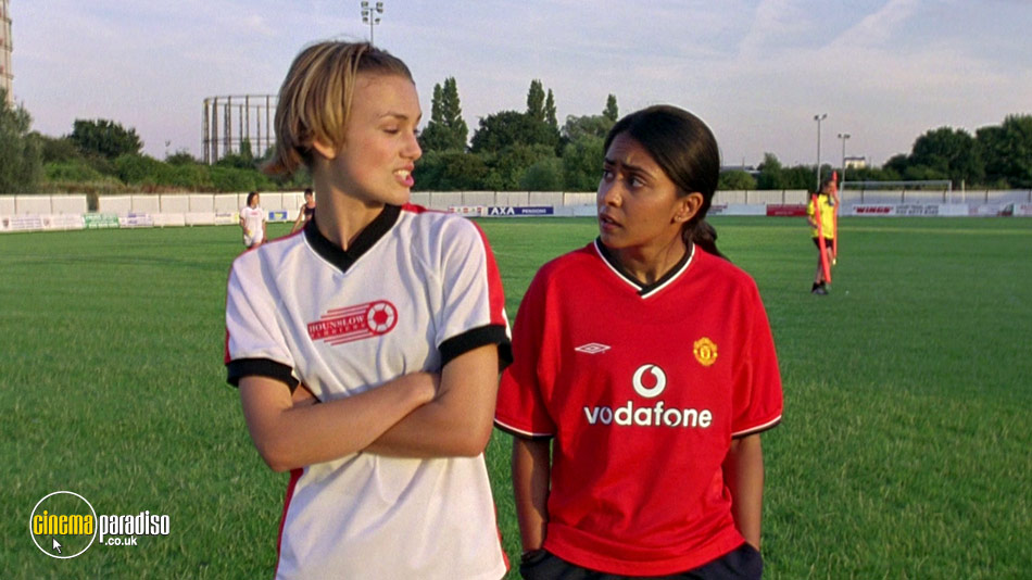Bend It Like Beckham online DVD rental