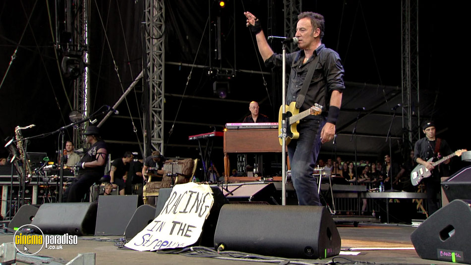 Bruce Springsteen and the E Street Band: London Calling: Live in Hyde Park online DVD rental