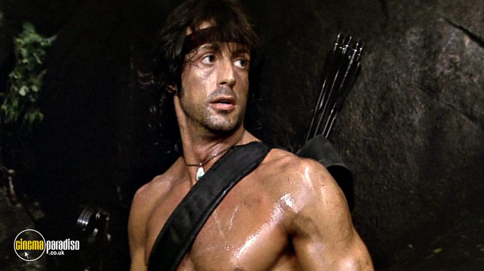 Rambo: First Blood: Part 2 online DVD rental