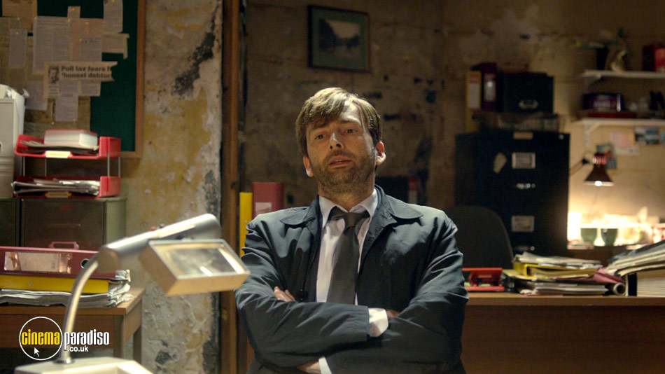 Broadchurch: Series 1 online DVD rental