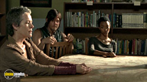 A still #19 from The Walking Dead: Series 4 with Norman Reedus, Melissa McBride and Sonequa Martin-Green