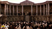 A still #19 from The Passion of the Christ