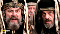 A still #18 from The Passion of the Christ