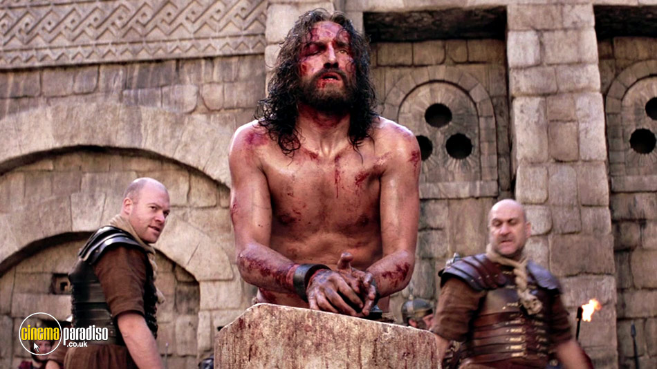 The Passion of the Christ online DVD rental