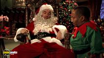 A still #19 from Bad Santa with Billy Bob Thornton