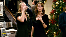 A still #21 from The Holiday with Sarah Parish and Kate Winslet