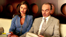 A still #9 from Intolerable Cruelty with Catherine Zeta-Jones and Billy Bob Thornton