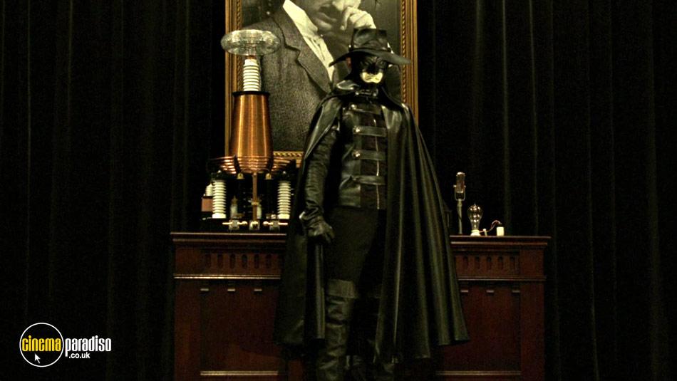K-20: The Legend of The Black Mask (aka K-20: Kaijin nijû mensô den) online DVD rental