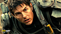 A still #17 from Edge of Tomorrow with Tom Cruise