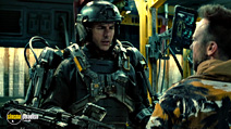 A still #15 from Edge of Tomorrow with Tom Cruise