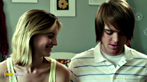 A still #4 from Smiley (2012) with Caitlin Gerard and Shane Dawson
