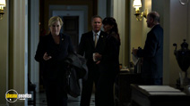 A still #15 from House of Cards: Series 1