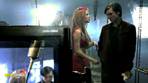 A still #4 from Grave Encounters 2 (2012) with Richard Harmon and Leanne Lapp