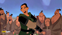 Still #8 from Mulan