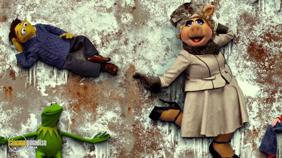 Muppets Most Wanted online DVD rental
