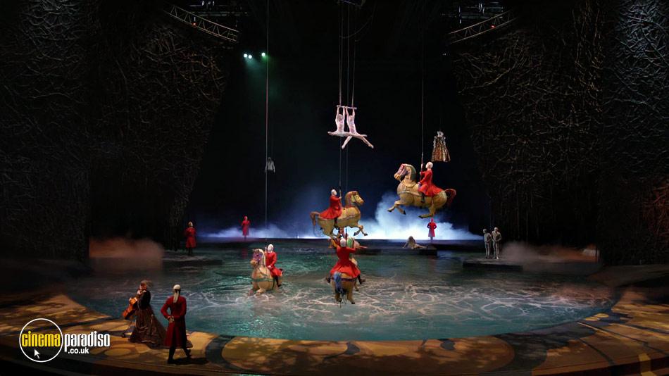 Cirque du Soleil: Worlds Away online DVD rental