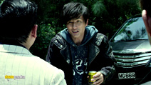 A still #1 from Special ID (2013) with Collin Chou