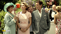A still #21 from The Love Punch with Pierce Brosnan, Timothy Spall, Emma Thompson and Celia Imrie