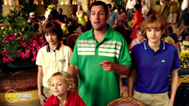 A still #18 from Blended with Adam Sandler, Alyvia Alyn Lind, Emma Fuhrmann and Bella Thorne
