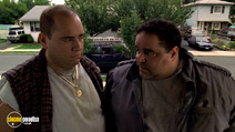A still #18 from The Sopranos: Series 2