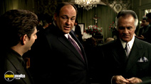 A still #18 from The Sopranos: Series 6: Part 1 with James Gandolfini and Tony Sirico