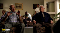 A still #21 from The Sopranos: Series 6: Part 2 with Dania Ramirez and Arthur J. Nascarella