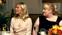 A still #8 from Bachelorette (2012) with Kirsten Dunst and Rebel Wilson