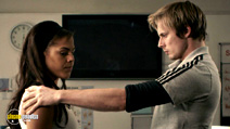 A still #8 from Fast Girls (2012) with Lenora Crichlow and Bradley James