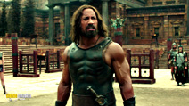 A still #15 from Hercules with Dwayne Johnson