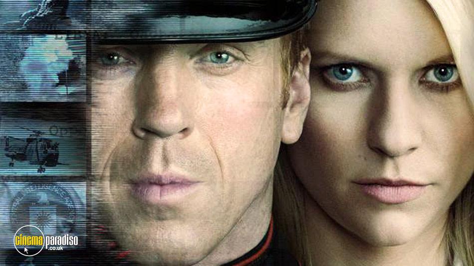 Homeland: Series 1 online DVD rental