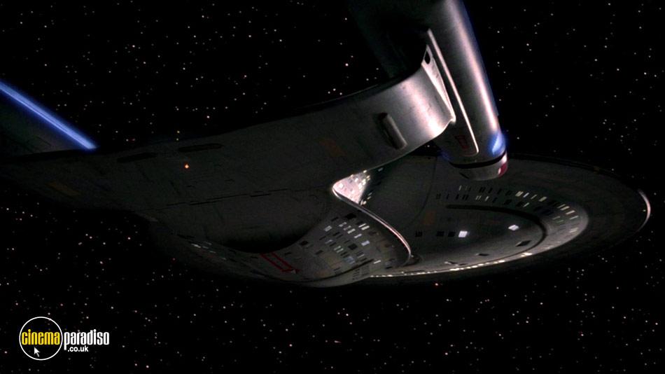 Star Trek: The Next Generation: Series 4 online DVD rental