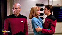 Still #6 from Star Trek: The Next Generation: Series 4