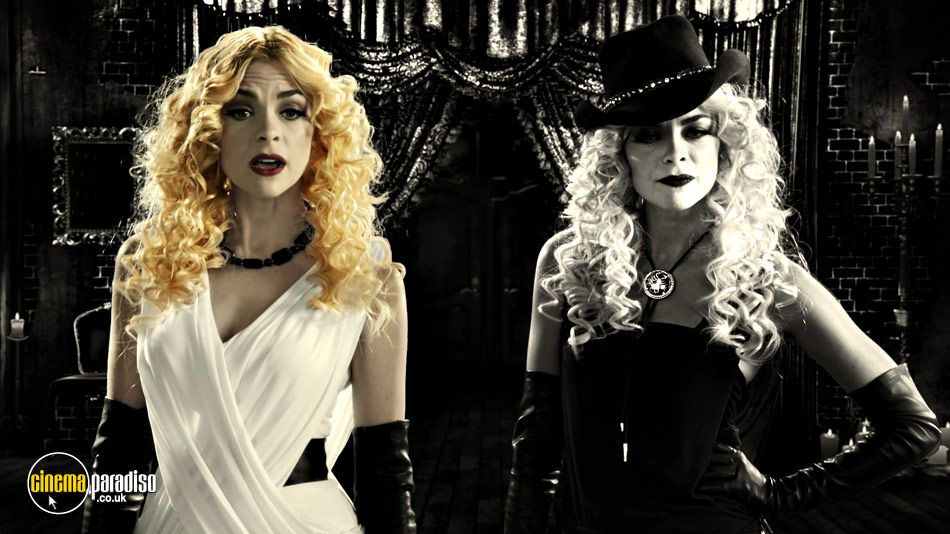 Sin City: A Dame to Kill For online DVD rental
