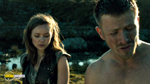 A still #9 from Hammer of the Gods (2013) with Charlie Bewley and Alexandra Dowling